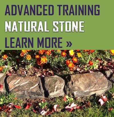 Stone Curb Advanced Training